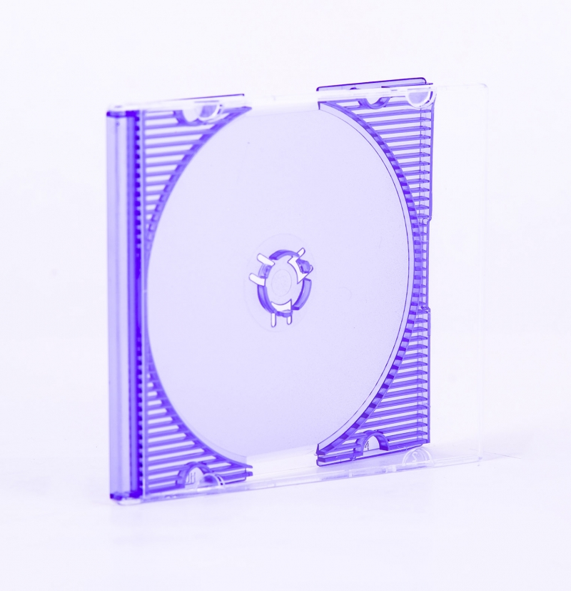 <p>BOX CD MINI ACR&Iacute;LICO ROXO -&nbsp;C&Oacute;D.789</p>