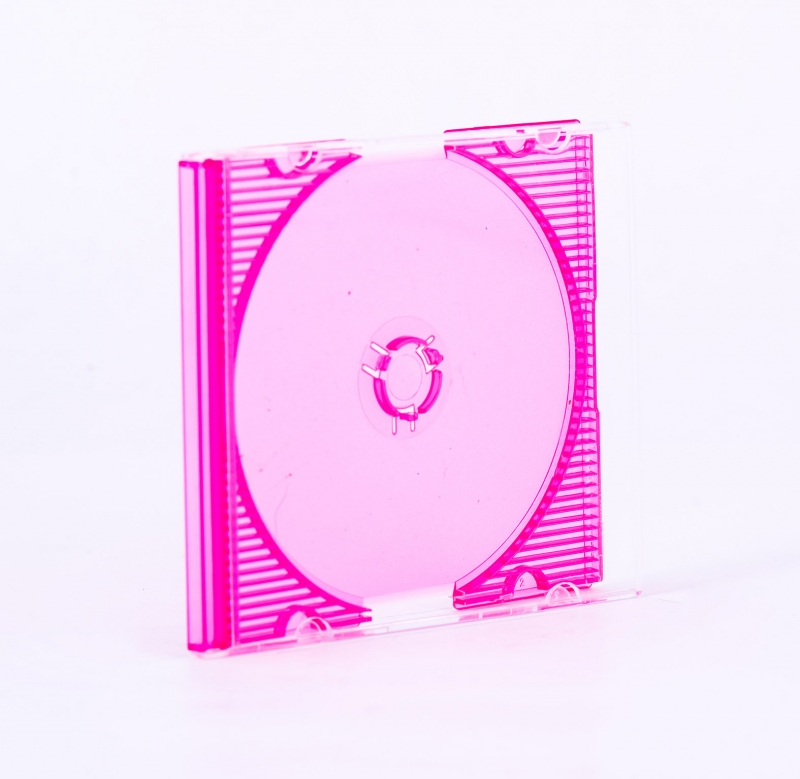 <p>BOX CD MINI ACR&Iacute;LICO ROSA - C&Oacute;D.630</p>