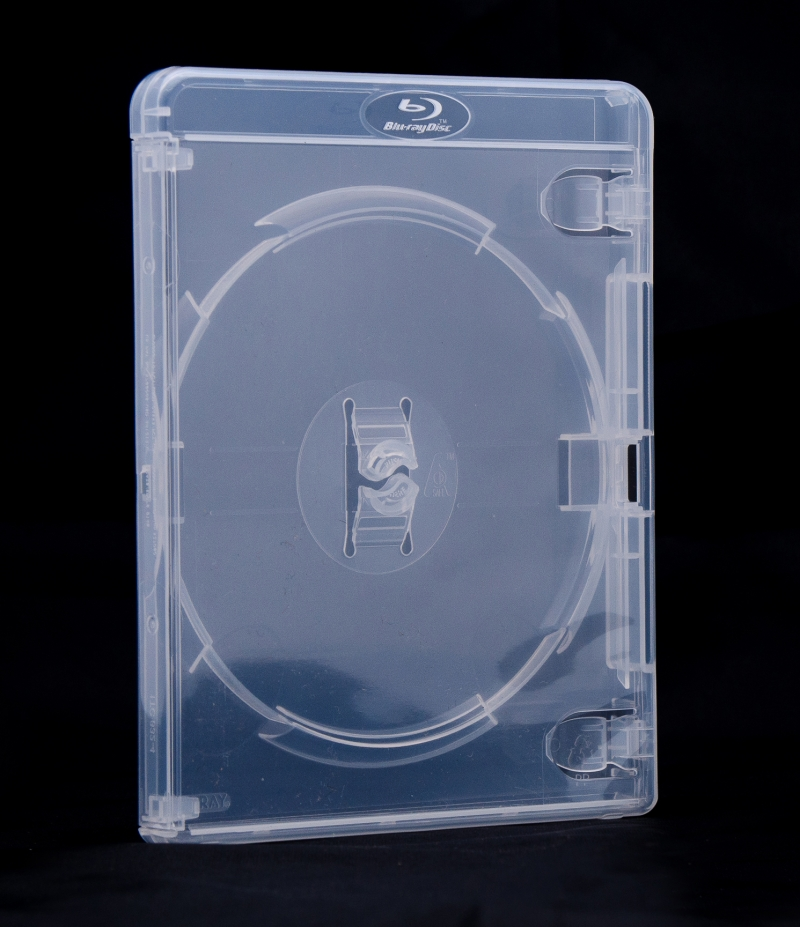 <p>BOX BLU-RAY TRANSPARENTE - C&Oacute;D.1659</p>