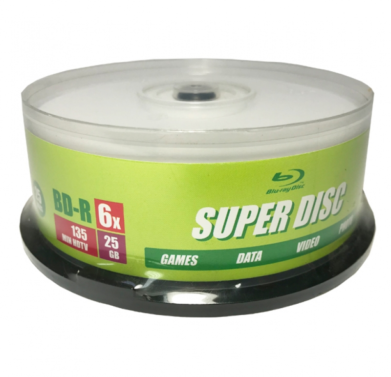 BLU-RAY SUPER DISC PRINTABLE - CÓD.3369