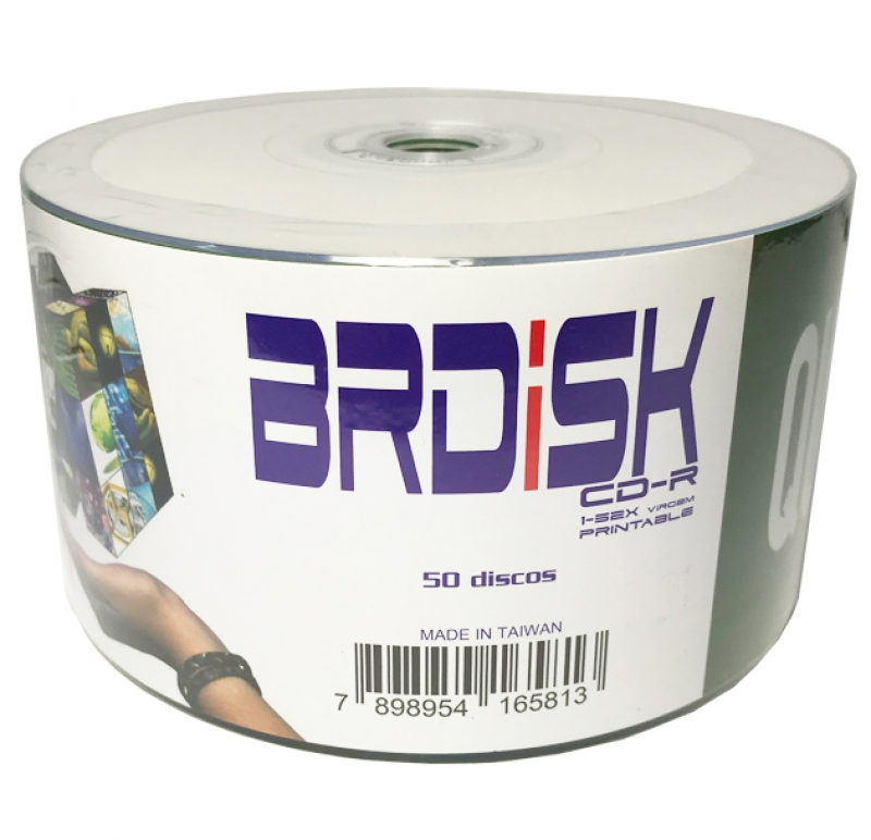 CD-R BRDISK PRINTABLE - CÓD.3006